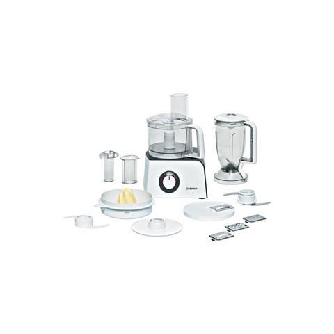 MCM4100 Cube Robot da Cucina Utile 1,2 Litri Potenza 800 Watt Colore Bianco