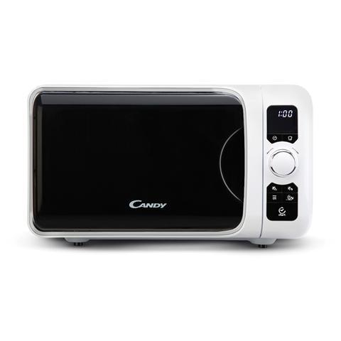 EGO-G25DCW Ego Forno a Microonde con Grill Capacità 25 Litri Potenza Massima 900+Potenza Grill 1000 Watt Colore Bianco