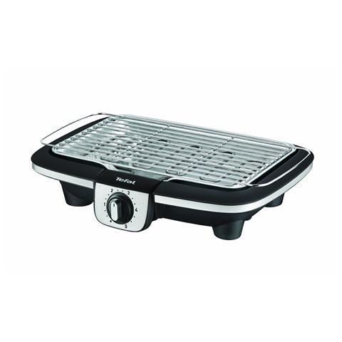 Easy Grill Silver Griglia Barbecue Elettrica 900 cm2 Potenza 2200 Watt