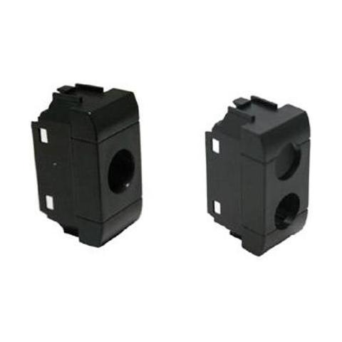 TELEVES 529175 - Plastica 2 Fori Tipo International 1 Mod