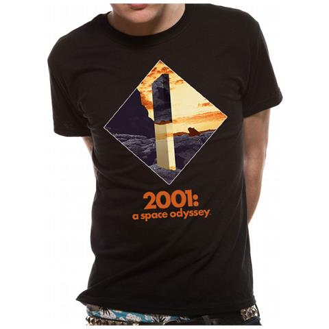 CID 2001 Space Odyssey - Obelisk (T-Shirt Unisex Tg. 2Xl)