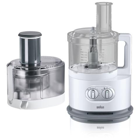 FP5160WH Robot da Cucina Identity Collection Capacità 2 Litri Potenza 1000 Watt
