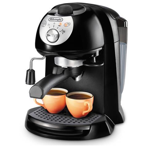 EC201CD. B Macchina Caffè Cialde e Polvere 1050 W 1 Litro Colore Nero / Silver