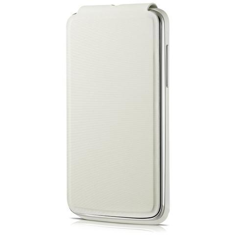 ALCATEL Flip Cover Custodia di Plastica per Smartphone Bianco FC5020