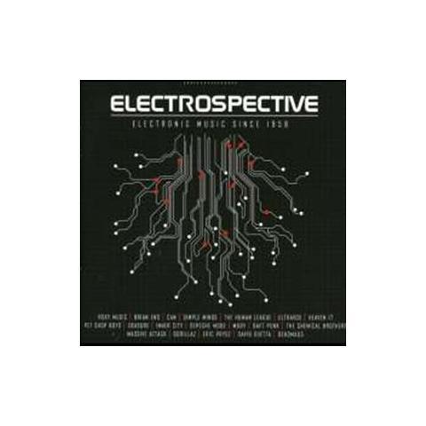 WARNER BROS Cd Electrospective (2 Cd)