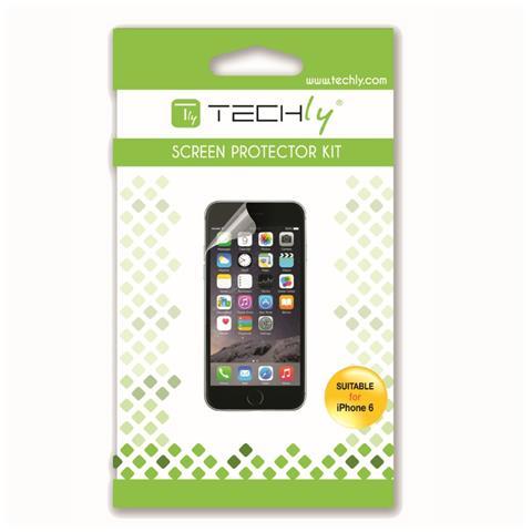 TECHLY ICA-DCP 880TY - Pellicola Protettiva per Apple iPhone 6