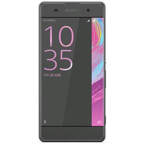 Xperia XA Nero Dual Sim 16GB 4G / LTE Display 5'' HD Slot MicroSD Fotocamera 13Mpx Android...