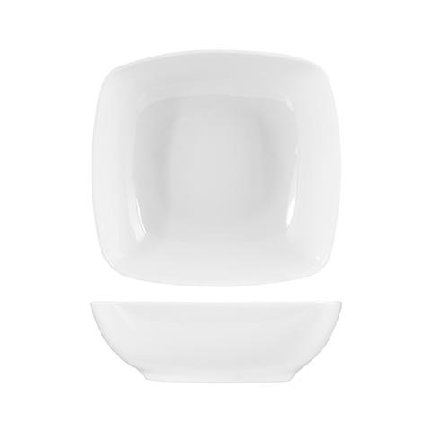 Pasabahce Piatto Porcellana Square Tavola Fondo 18 Tableware