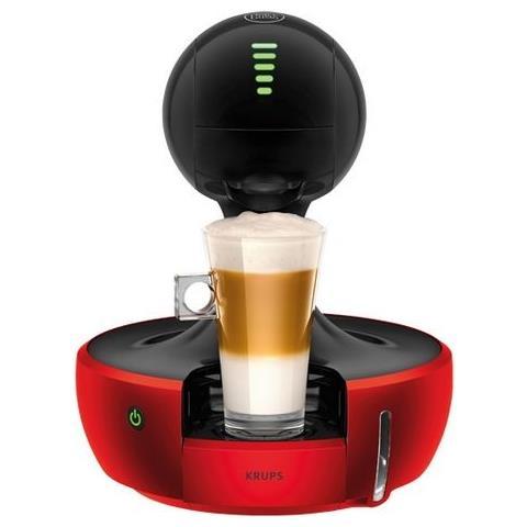 Caffettiera Con Capsule Kp3505 15 Bar 0,8 L Nero Rosso