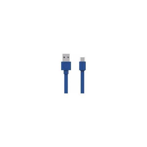 ALLOCACOC Cavo di Ricarica USB / USB-C Colore Blu