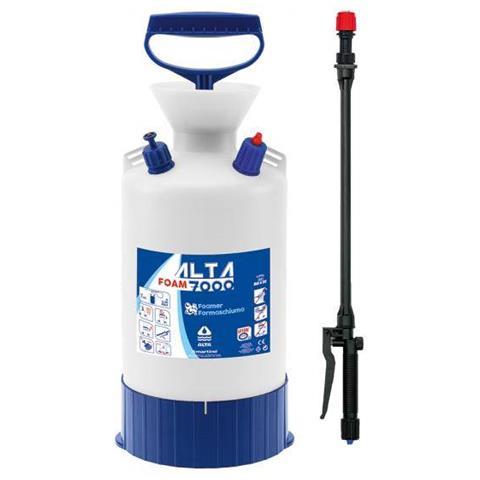Dimartino Al4020f Pompa A Pressione Alta 7000 Fpm Foam
