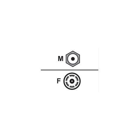 Funkwerk CAB-AC-RSMA. S-TNC. B R-SMA plug TNC jack cavo di interfaccia e adattatore
