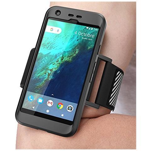 """SUPCASE Fascia Braccio Allenamento Google Pixel (5.0"""") , Supcase [ armband] Sport (fascia Per Il Braccio) , Facile Montaggio Sport Armband Per Correre Con Il Tuo Telefono. Custodia Flessibile Premium Combo"""