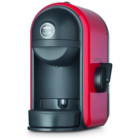 MINUROSSO A Modo Mio Minù Macchina Caffè Espresso Automatica Serbatoio 0.5 Lt. Potenza 1250 Watt Colore Rosso