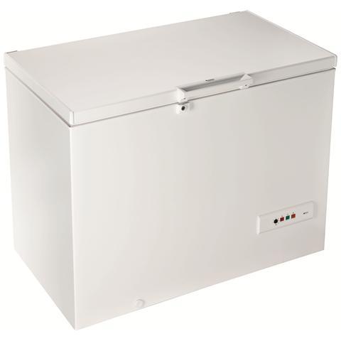 Congelatore Orizzontale CS1A 300 H Classe A+ Capacità Lorda / Netta 315/311 Litri Colore Bianco