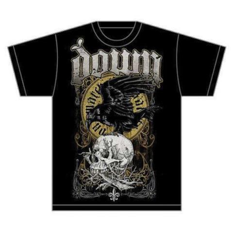 ROCK OFF Down - Swamp Skull (T-Shirt Unisex Tg. XL)