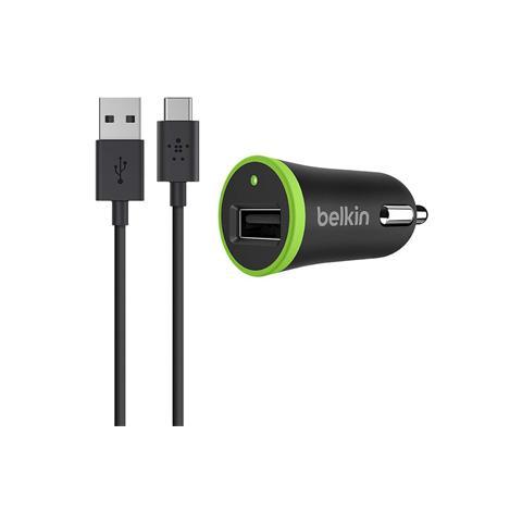 BELKIN caricabatt. 2,1 A incl. 1,8 m USB-C cavo F7U002bt06-BLK