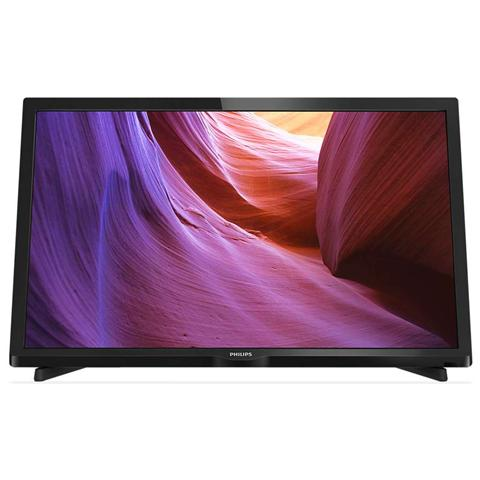 Image of 24PHT4000 TV LED 24'' HD Ready 100Hz DVB-T / T2 HDMI USB Slot CI+