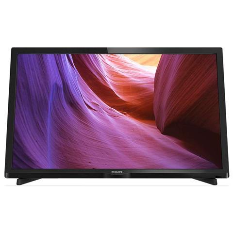 Image of 24PHT4000 TV LED 24'' HD Ready 100Hz DVB-T / T2 HDMI USB Slot CI+