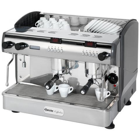 190163 Macchina caffè espresso Coffeeline Plus a 2 gruppi
