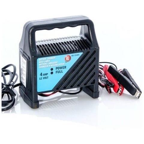 Image of Caricabatterie Auto Avviatore 4a 12v Con Indicatore Carica Batteria Automobili