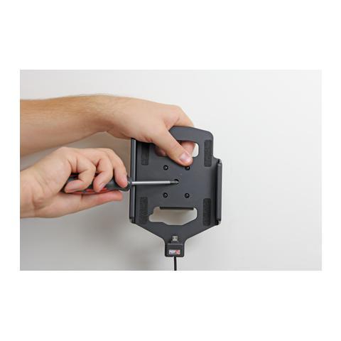 BRODIT 512703 Auto Active holder Nero supporto per personal communication