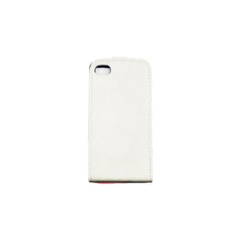 Universal Custodia Apple Iphone 4/4s Top Open Atene White