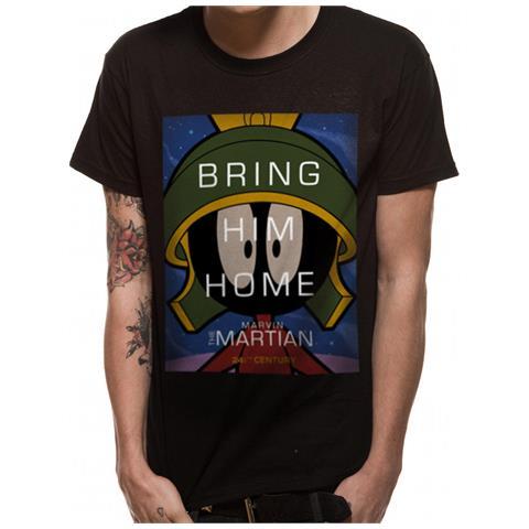 CID Looney Tunes - The Martian (T-Shirt Unisex Tg. S)