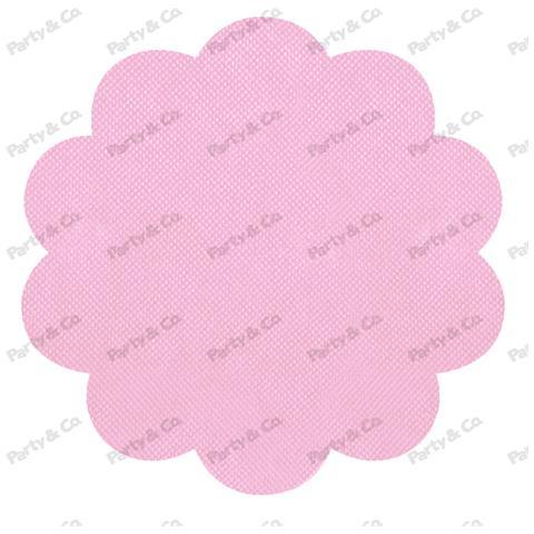 Conf. 10 Rosoni Tnt Cm 40 Rosa