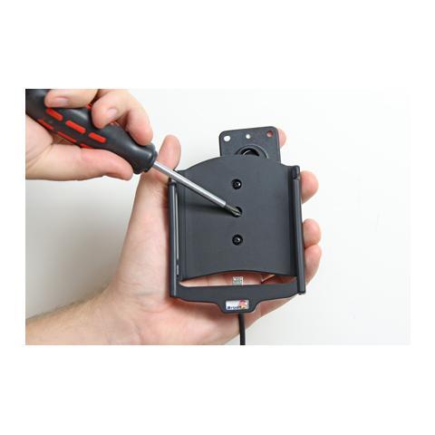 BRODIT 512704 Auto Active holder Nero supporto per personal communication