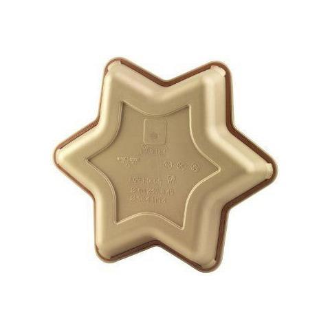 Stampo torta stella 26cm let's celebrate silicone