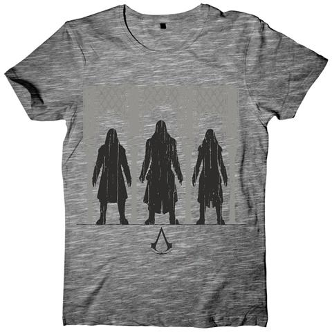 BIOWORLD Assassin's Creed - Grindle Assassin's Group (T-Shirt Unisex Tg. XL)