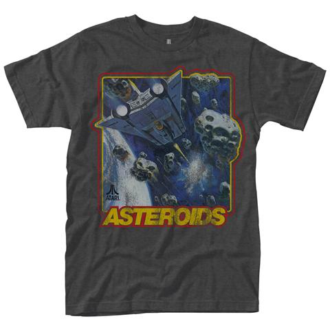PHM Atari - Asteroids (T-Shirt Unisex Tg. 2Xl)