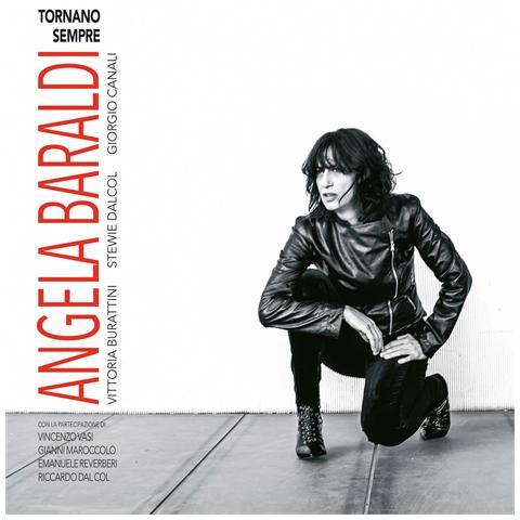 WOODWORM Angela Baraldi - Tornano Sempre