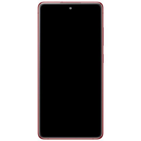 Schermo Lcd Originale Ricambio Completo Samsung Galaxy S20 Fe 4g Rosso