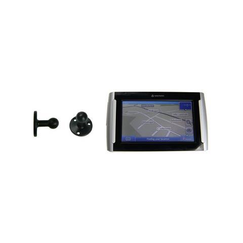 Brodit 272005 Passivo Nero supporto e portanavigatore