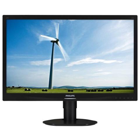 Image of 241S4LCB Monitor 24'' LED Risoluzione 1920x1080 Full HD Tempo di Risposta 5ms Contrasto 20.000.000:1 Luminosit