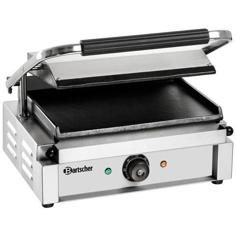 Piastra grill a contatto ''Panini'' 41x37cm