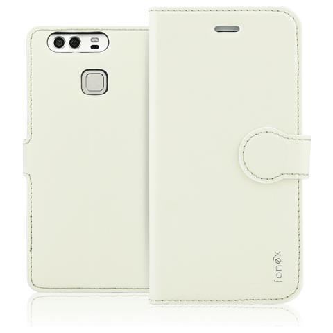 FONEX Custodia per Huawei P10 Colore Bianco