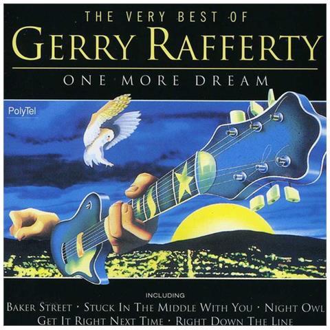 UNIVERSAL Gerry Rafferty - One More Dream