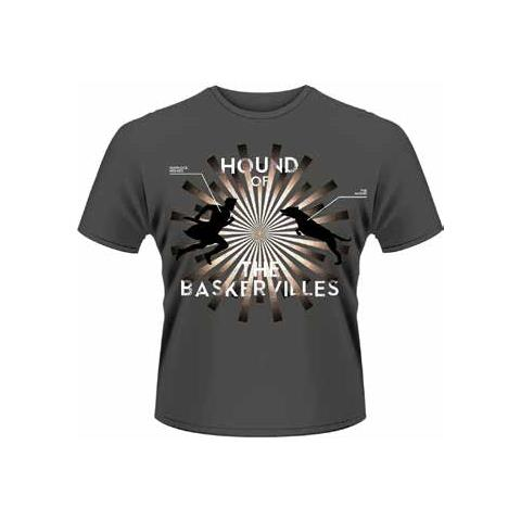 PLASTIC HEAD Sherlock Holmes - Hound (T-Shirt Unisex Tg. L)