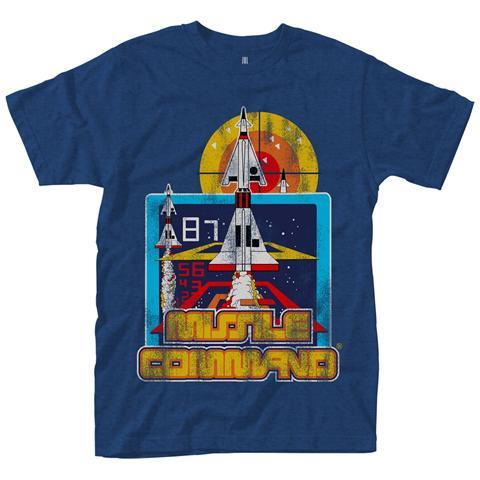 PHM Atari - Missile Command (T-Shirt Unisex Tg. 2Xl)