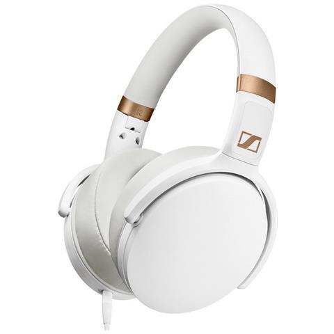 SENNHEISER Cuffie Cablato HD 4.30GW Colore Bianco