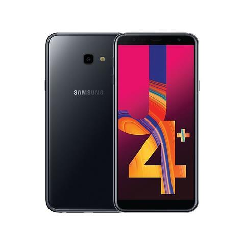 Image of Galaxy J4+ Nero 32 GB 4G / LTE Display 6'' HD+ Slot Micro SD Fotocamera 13 Mpx Android Vodafone Italia