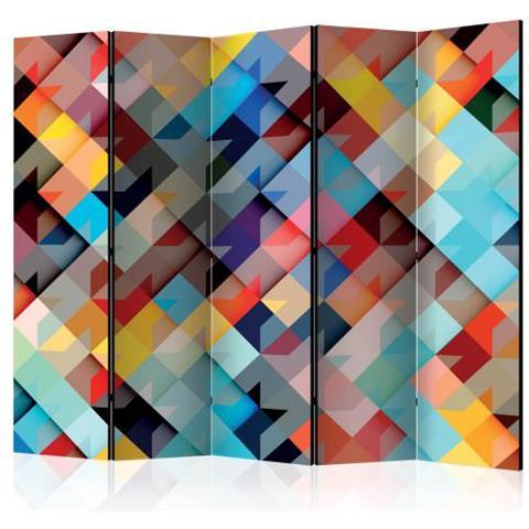 Image of Paravento Colour Patchwork Ii Room Divi