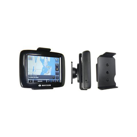 Brodit 272011 Auto Passivo Nero supporto e portanavigatore