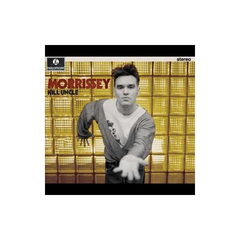 WARNER BROS CD MORRISSEY - KILL UNCLE (remastered)