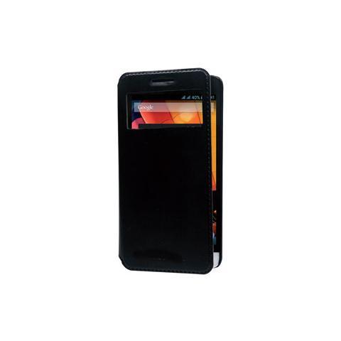 MEDIACOM Custodia Flip per PhonePad Duo X510U Nero