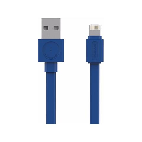 ALLOCACOC Cavo di Ricarica USB / Lightning Colore Blu