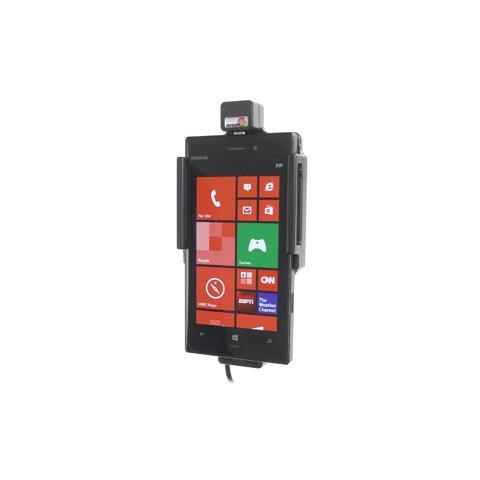 Brodit 513552 Auto Active holder Nero supporto per personal communication